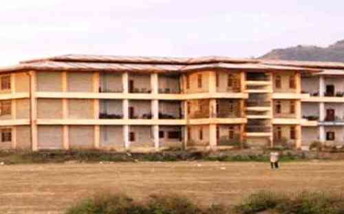 Government Degree College, Sarkaghat Hostels