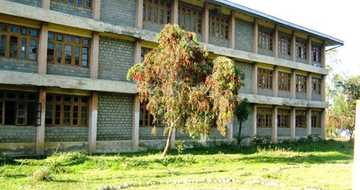 Government Degree College, Sarkaghat